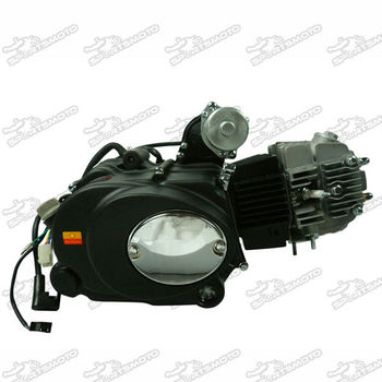 ATV Go Karts Electric Engine Shineray Motor125cc Semi Automatic Clutch 3+1