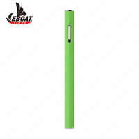 Manufacturer custom packaging Vaporizer Pen O6 OEM logo 0.5ml Empty Cbd Oil Disposable e cig