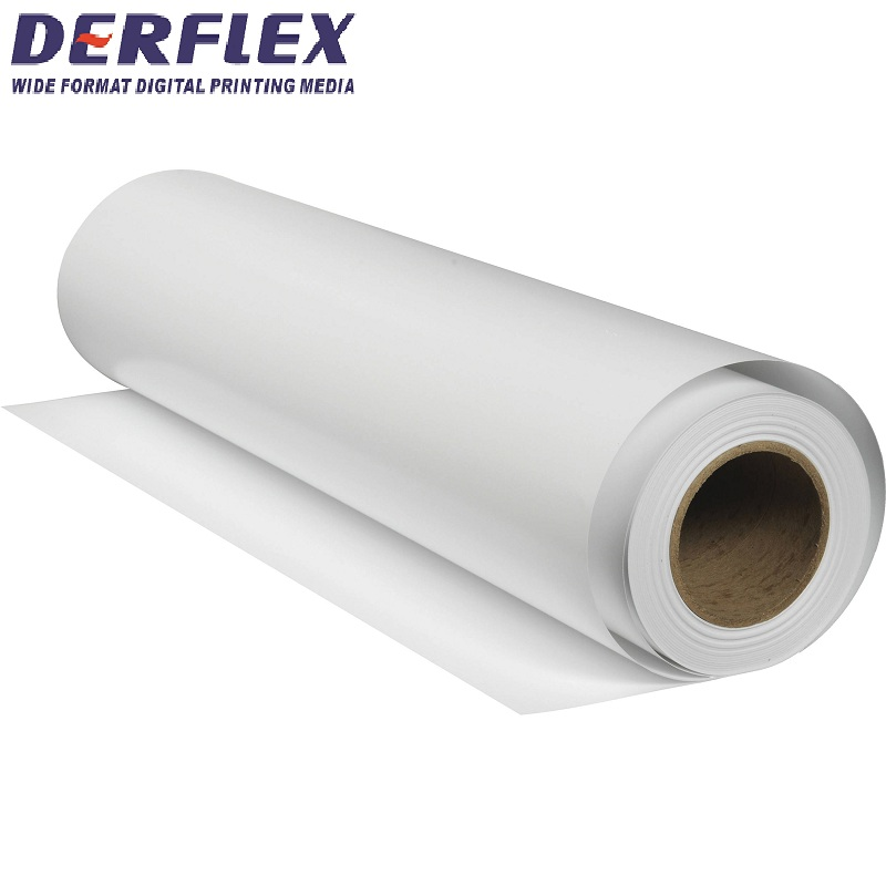 1.52x50m Car Body Sticker Waterproof White Pvc Rolls Self Adhesive Vinyl For Cutting Plotter