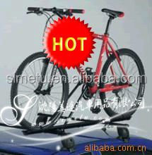 Car roof bike rack/safe rooftop bike carrier/universal bike rack rooftop