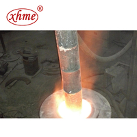 Advanced Production Technology metal melting furnace stainless steel