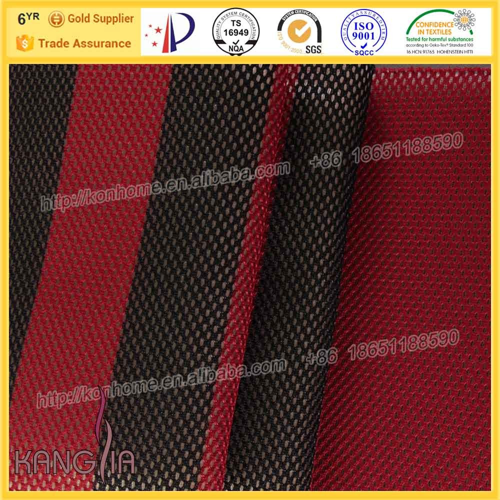 Heat Insulation 3D Spacer Mesh Fabric <strong>Material</strong> for Breathable Car Seat Cover