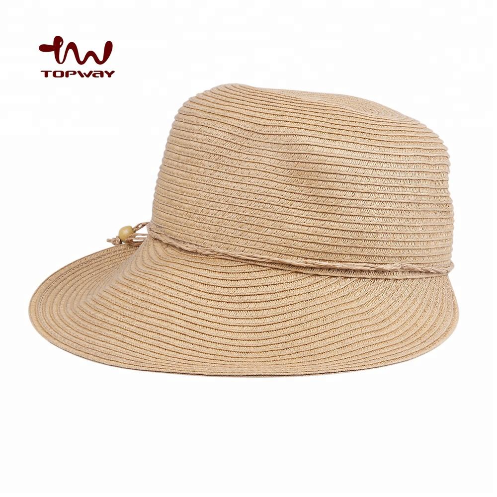 2f027f04468 Straw Bowler Hat Wholesale