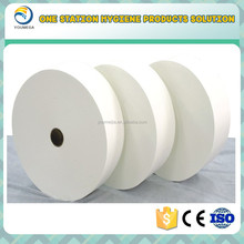 Hot Sale White Non-Woven Fabric PP Spunbond Nonwoven Fabric Raw Material For Baby Diaper