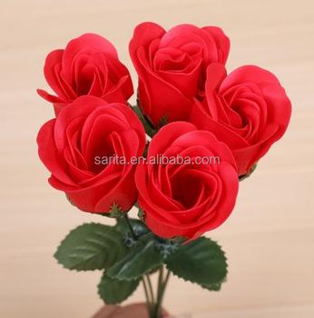 35 Cm Sabun Bunga Bunga Mawar Merah Sabun Membuat Bunga Dengan Harga Murah Grosir Buy Sabun Bunga Mawar Bunga Membuat Bunga Product On Alibaba Com