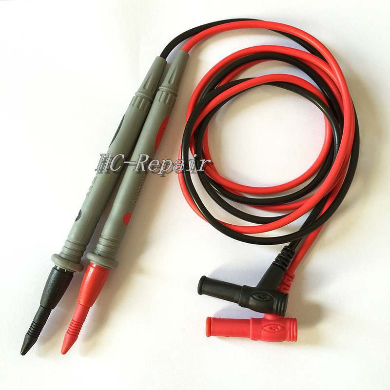 Universal Multimeter Multi Meter Test Lead Probe Wire Pen Cable Multimeter needle