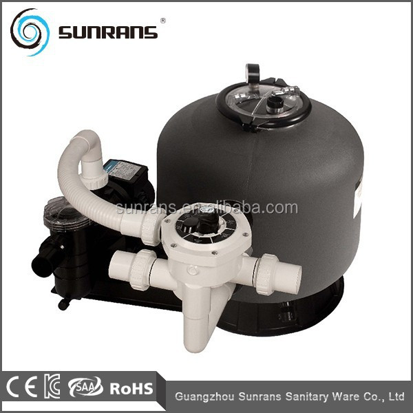 Hot Sale Sand Filter Water Pump Combo Swimming Pool Filter Pump