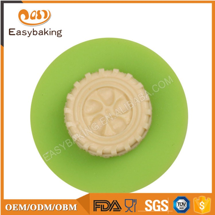 ES-6421 Fondant Mould Silicone Molds for Cake Decorating