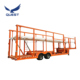 6 cars transport semi trailer Car Carrier Truck Trailer 2 axles Vehicle Transportation For Sale In Philippines