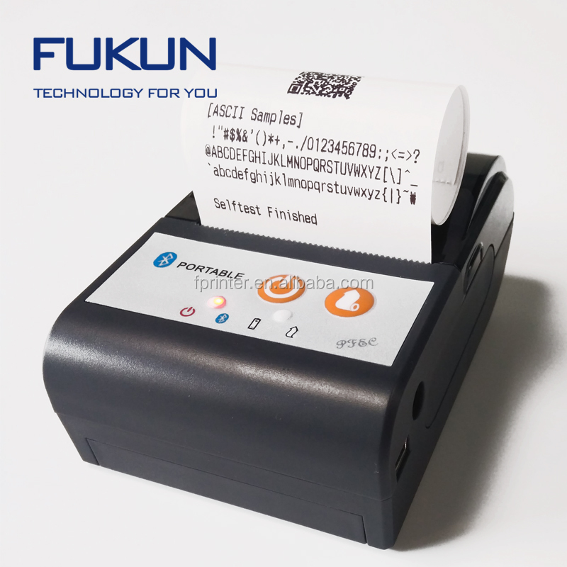Android Thermal Printer Pos Printer Cooperate With Famous Retaurant Brand