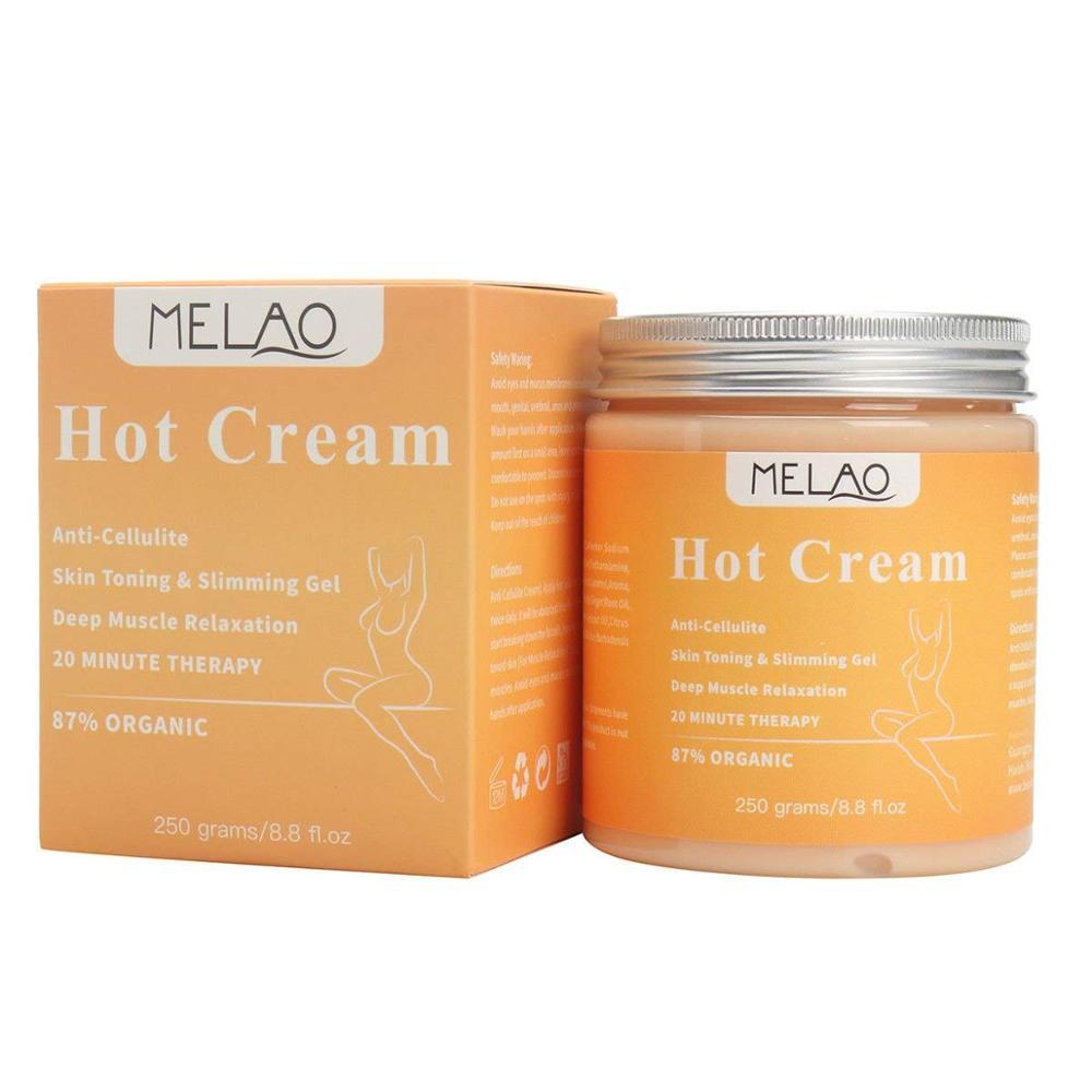 250g Anti Cellulite Crema Calda Bruciatore di Grasso Gel Snellente Crema Da Massaggio Anti-Cellulite Massager Del Corpo di Perdita di Peso crema
