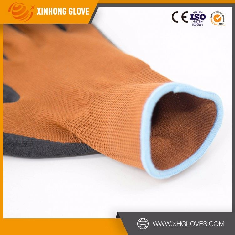 Labor Insurance Gloves latex coated glove Wholesale Work Gloves
