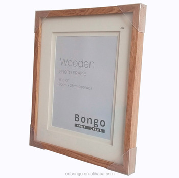 8x10 Bulk Cheap Natural Wood Photo Picture Frame - Buy Natural Wood ...