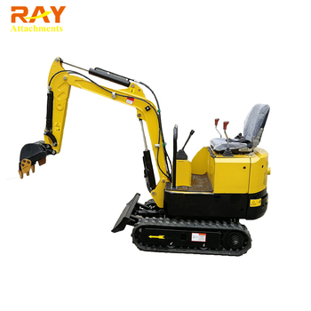 China Manufacturer Mini Digger Small Excavators For Sale