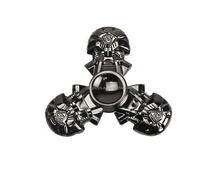 Metal Robot shape Hand Spinner Fidget Toy Perfect For ADD, ADHD, Finger Toy figet work Ultra Fast Bearing