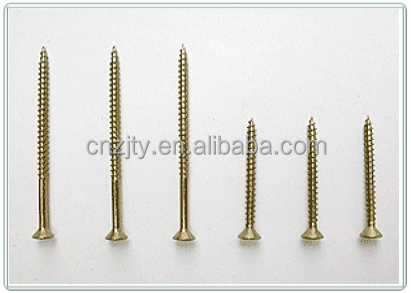 High quality Countersunk Head chipboard screw