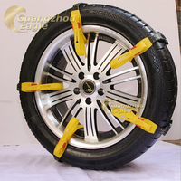 Guangzhou Eagle New Product For 2016 High Quality Car Rubber Snow Tire Chain Mesh, Anti-skid
