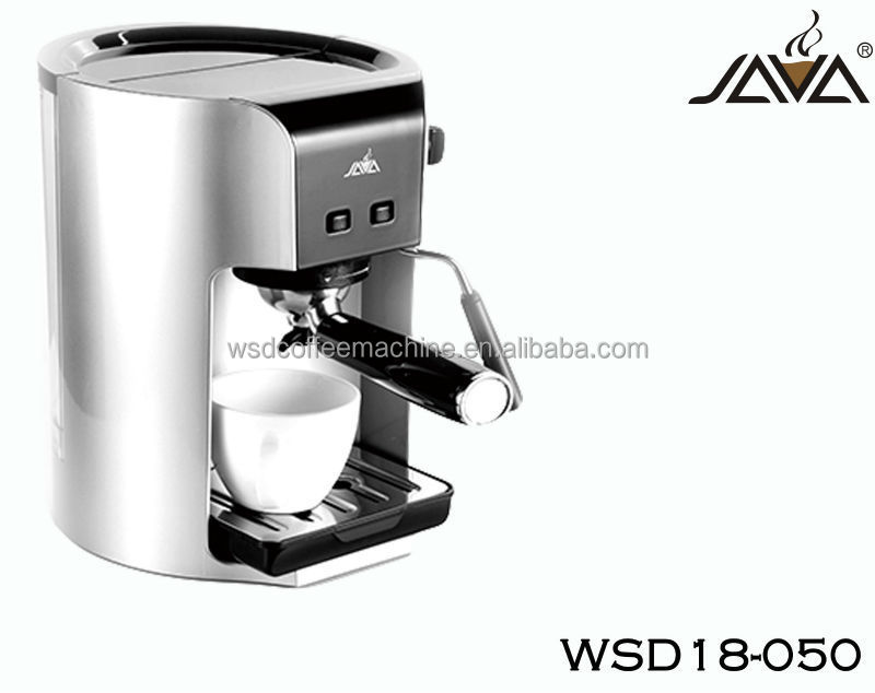 Espresso Coffee Maker 050 Silver