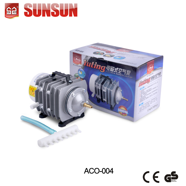 aleas air pump/ aquarium air pump 40w