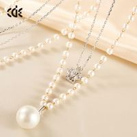 Cde Wholesale Necklace Pearl Choker Necklace Pearl