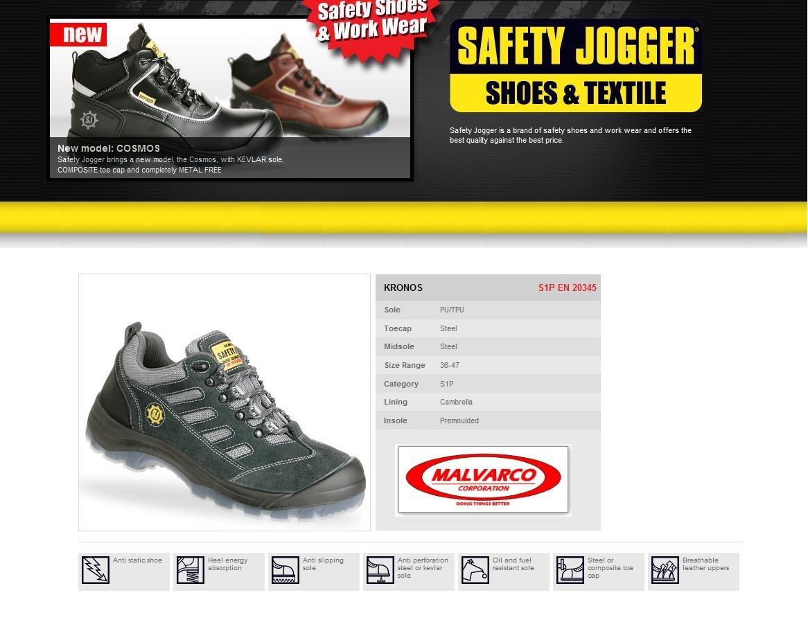 Kronos Jogger Safety Kronos Kronos Jogger Safety Safety Jogger wBa4x7qq6