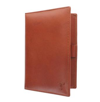 Plain Or Personalised synthetic Leather Golf Score Card Holder