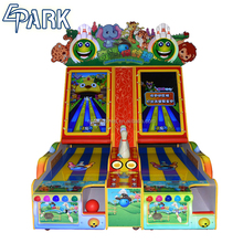 Groothandel Muntautomaat Fancy Adventure Indoor <span class=keywords><strong>Bowling</strong></span> Redemption Ticket Arcade Game Machine