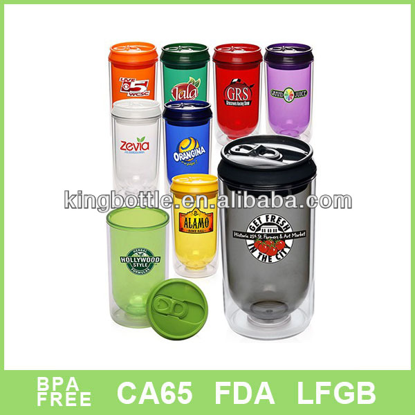 2017 Color changing Big print area plastic honey bottle