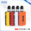 160W big vape starter kits battery box mod 2500mAh magnetic casing compatible for 510 series atomizers