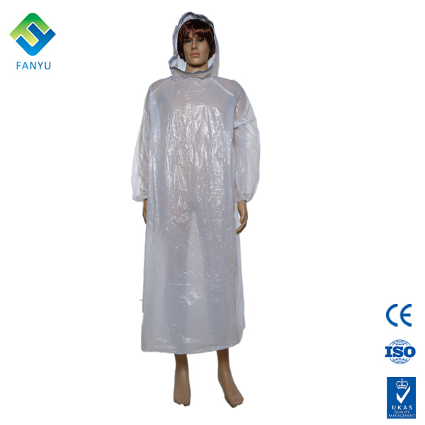 disposable riding raincoat for motorcycle riders