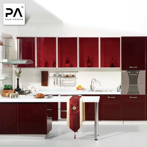 Main kitchen cabinet for cooking