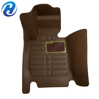 Profession Wholesale Customized Car Floor Mat Leather, Foot Mat Car