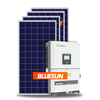 China small solar panel system 3kw 5kw 4kw solar lighting system for indoor solar system