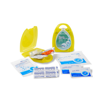 Saferlife Portable Mini Children First Aid Kit Box For Travel Survival Kit  - Buy First Aid Kit,Travel First Aid Kit,Survival Kit Product on