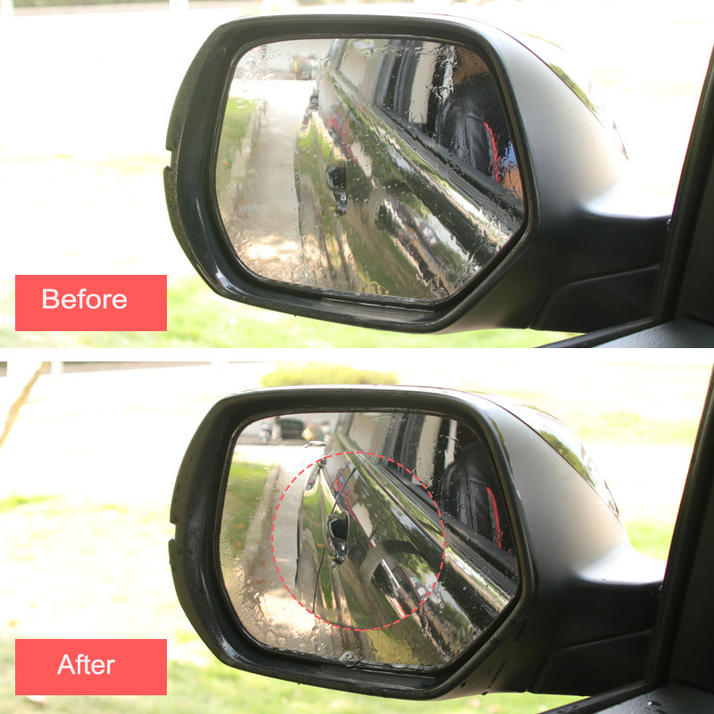 2 pcs Hot selling Anti-fog Car Rearview Mirror Protective Film