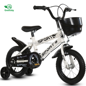 "2017 hot GREENSKY 12""14"" inches kids chopper bike Steel Material cheap price for child ride on 4 wheel bicycle for sale"