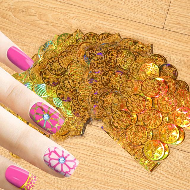 China 3d Nail Art World Nail Stickers Wholesale 🇨🇳 - Alibaba