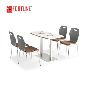 Cheap dining room table chair sets(FOH-BC31B)