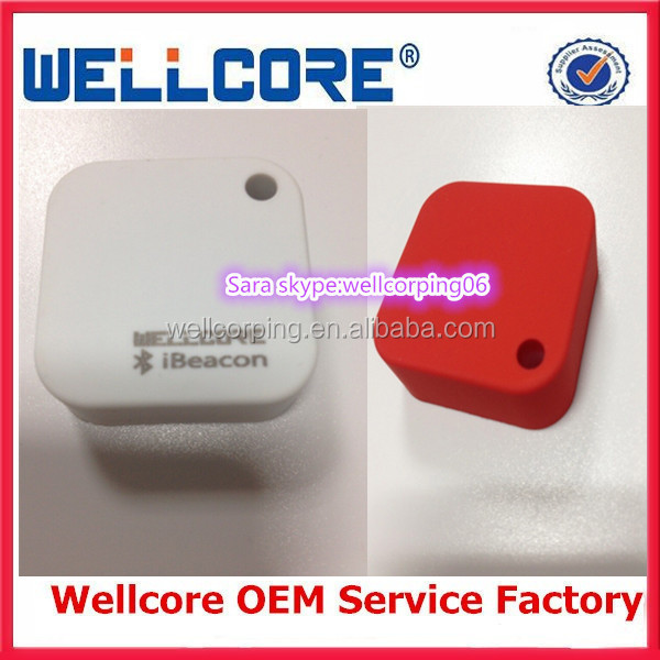 Best Price!!! wholesale BLE 4.0 Bluetooth Module iBeacon TI CC2541 Ble chip with Case Housing and Battery
