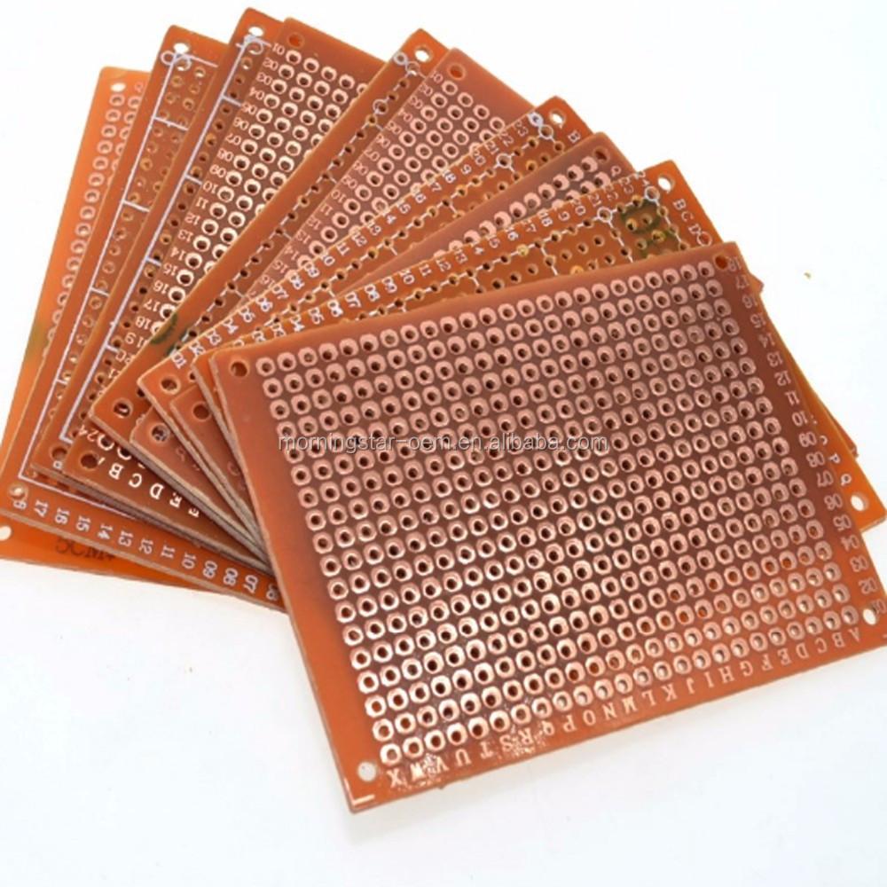 99003 High Quantity!! New Prototype Paper Copper Pcb Universal Experiment  Matrix Circuit Board 5x7cm Brand - Buy New Arrival Top Selling,5cm X 7cm  Diy