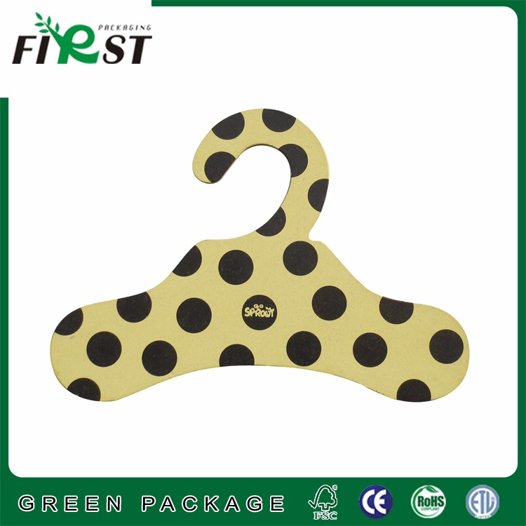 paper cardboard shoes hanger with 6 lbs heavy ability customized design workable wholesale cardboard hanger