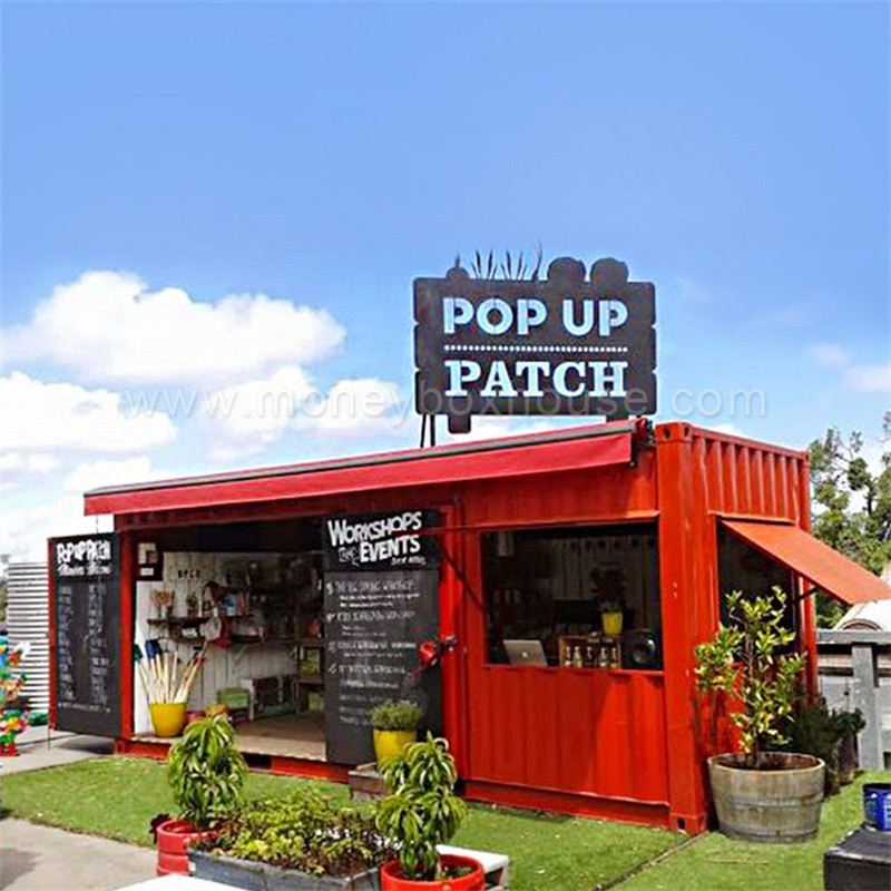 Prefabricated Shipping Container Coffee Shop Buy