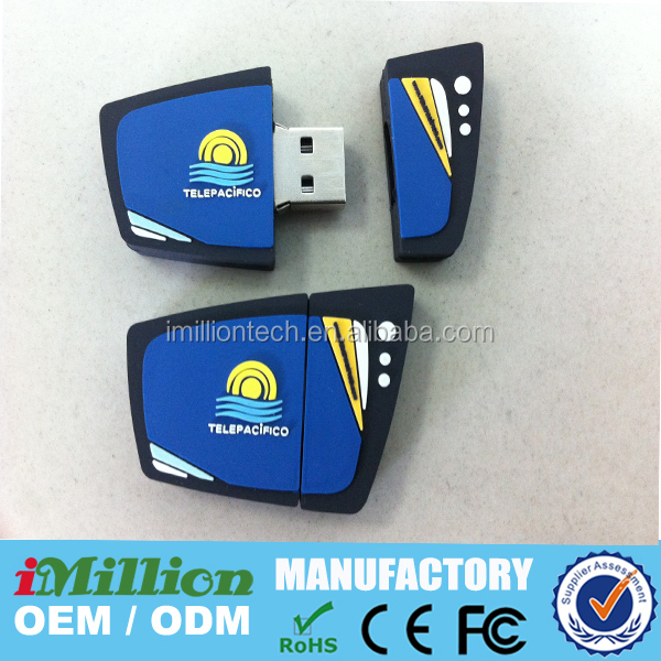 Custom made pen drive player per la tv