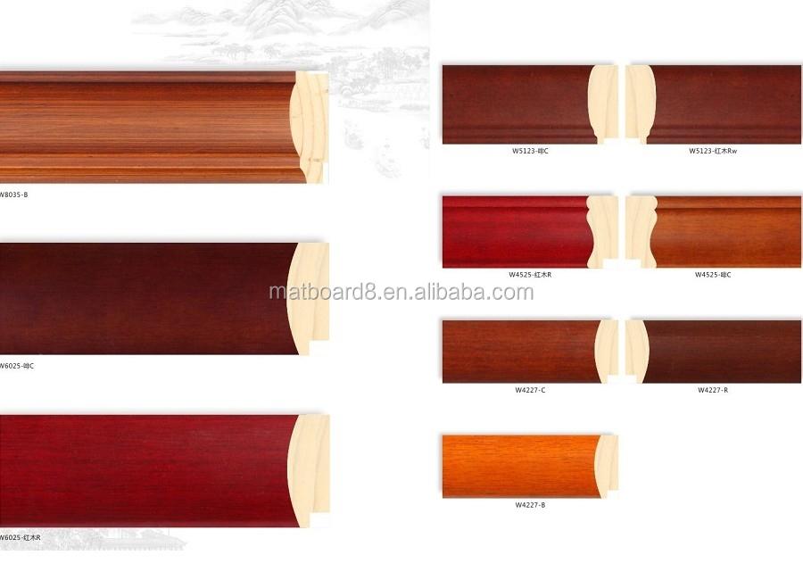 Barato venta al por mayor marcos de madera 16 x 20 madera marcos de ...