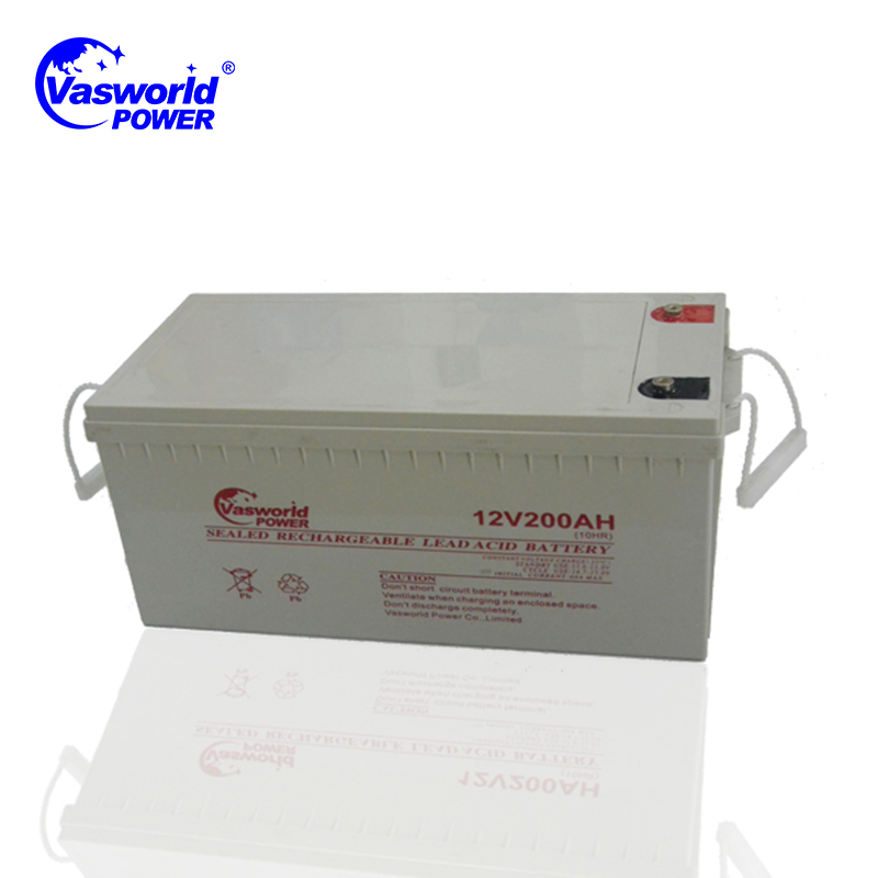 Japan Solar System 1000ah 12v Deep Cycle 200ah Battery Weight