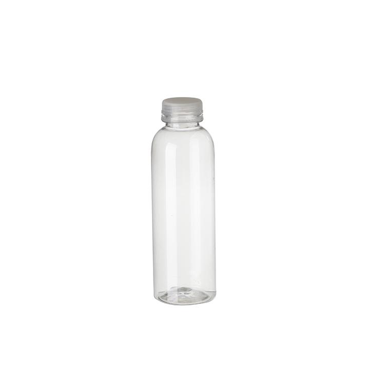 नि: शुल्क नमूने पीईटी दूध की बोतल प्लास्टिक पीने की जूस की बोतल