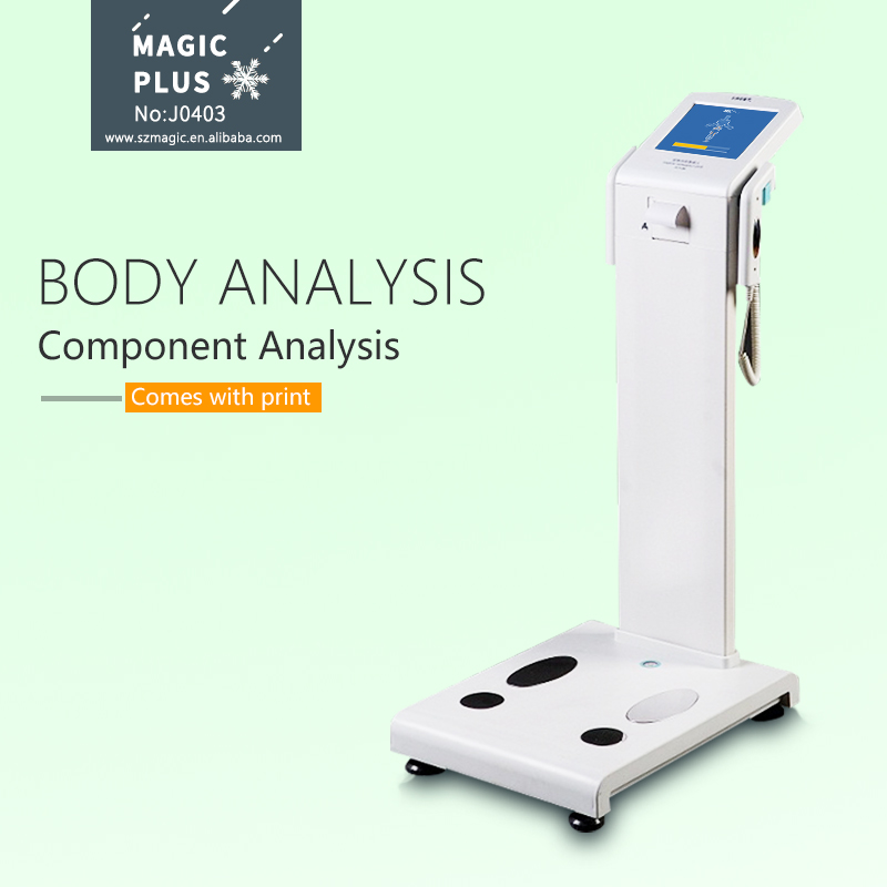 Inbody lichaam samenstelling analyzer/mass samenstelling analyser.