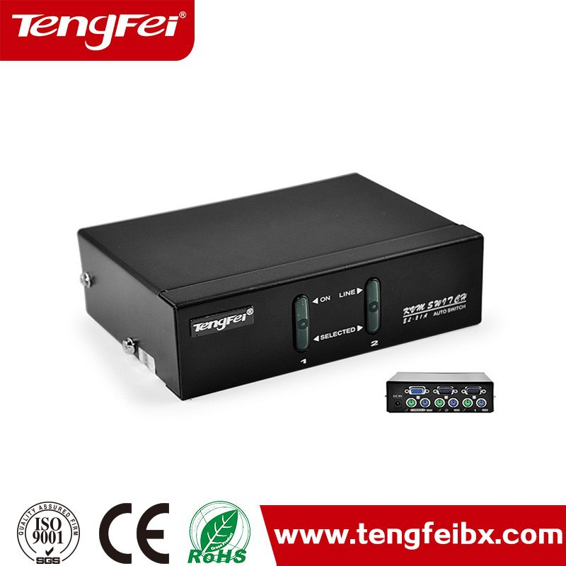 Cheap factory price Wholesale & Supply high quality kvm over ip 570MHZ 8 port usb/ps2 kvm switch