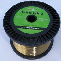 Wire Cut EDM Brass Wire Electrode WSH020 EDM Wire 0.25mm