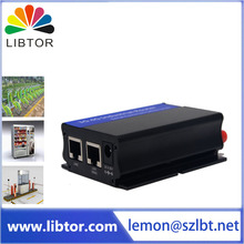 premium wireless networking equipment 3g industrial gateway router with 2*3db External antenna for M2M application